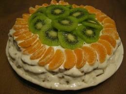 Советы умельца: как приготовить фруктовый торт