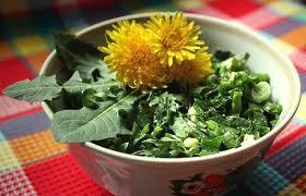 Весенние салаты,полезные, и вкусные, и даже очень полезны