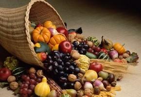 Плодоовощная корзина украинцев увеличивается