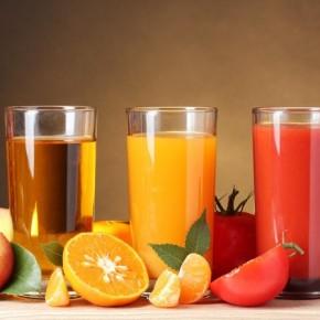 Характеристика процессов производства сока