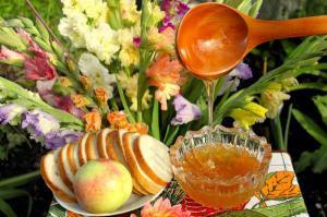 Как отмечают Медовый Спас 14 августа 2015: традиции и обычаи