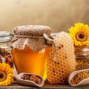 Как сохранить хорошее здоровье  с помощью меда и уксуса