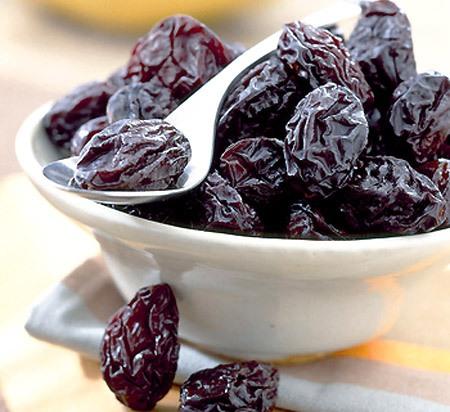 Как сварить компот из чернослива?
