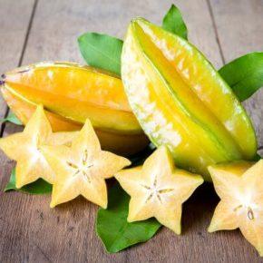 Карамбола - полезные свойства и противопоказания. Описание, состав и калорийность фрукта. Как едят Карамболь?