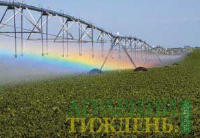 Резервы выращивания сои на орошаемых землях