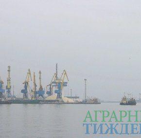 Проход судов с агропродукцією через порты в Азовском море разблокирован