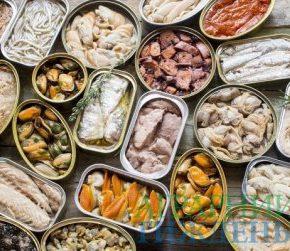 Производство консервированной рыбы выросло на 13%