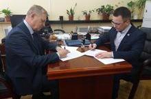 Национальный центр управления и испытаний космических средств начинает сотрудничество с ЖНАЕУ