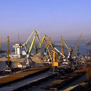 Названные порты Украины, которые больше всего перевалили грузов в 2018 году