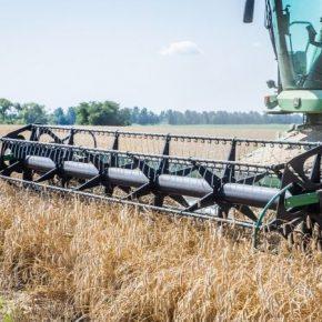 В Запорожье собрали рекордный за время независимости урожай зерна