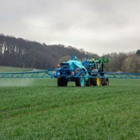 Швейцария планирует запретить фунгициды на основе хлороталонілу