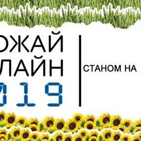 В Украине началась жатва поздних культур — Урожай Онлайн 2019