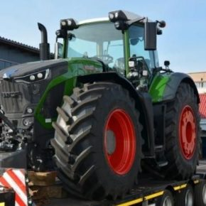 Вскоре в Украине презентуют новую линейку тракторов Fendt 900 Vario