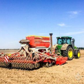 Большинство сельхозугодий в Украине находятся под влиянием почвенной засухи