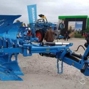 Lemken представил аграриям новую почвообрабатывающую технику
