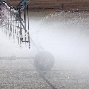Из-за засухи на Херсонщине продолжат поливной сезон