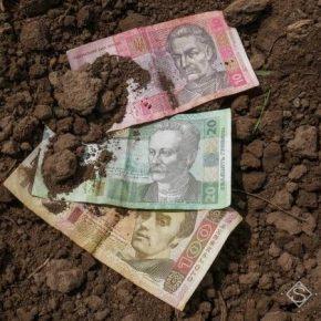 На теневой аренде земель Украина ежегодно теряет до 22 млрд грн