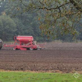 В Хмельницкой области начато сев озимых культур на зерно