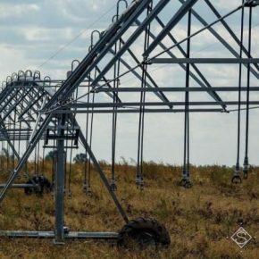 Потенциал орошаемых земель на Херсонщине оценивается в 600 тыс. га