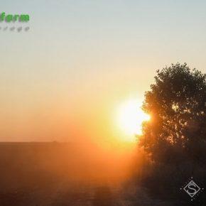 Среднемесячные температуры по всей территории Украины превысили многолетние нормы
