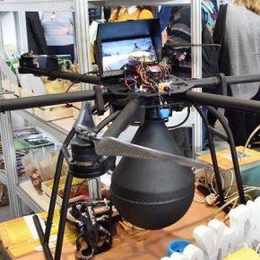Разработан беспилотник для борьбы с болезнями и вредителями сельхозкультур