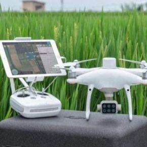 В Украине презентуют новый дрон для сельского хозяйства