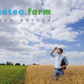 Сервис для аграриев открывает доступ к метеоданных