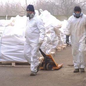 Со складов на Херсонщине начали утилизацию непригодных пестицидов