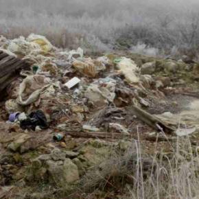В Винницкой области обнаружено разрушен склад хранения непригодных пестицидов