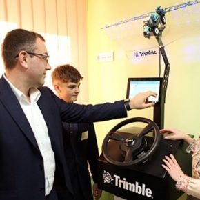 В Нубип открыли современную лабораторию точного земледелия