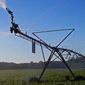 Из-за засухи Украина нуждается в улучшении технологий мелиорации и расширения площадей орошения