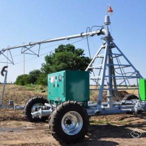 В борьбе с глобальными изменениями климата аграрии инвестируют в технологии орошения