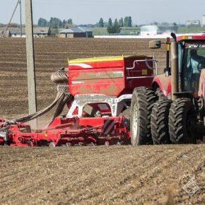 На Николаевщине сеют яровые зерновые и подкармливают озимые культуры