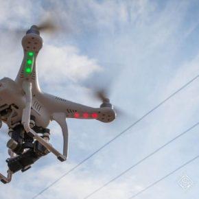 DJI блокировать в Украине «серые» дроны