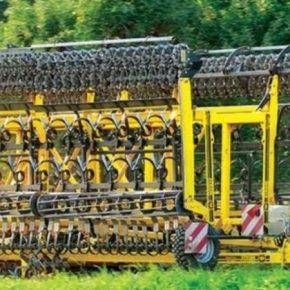 BEDNAR оборудовал компакторы Swifter новой системой подвески