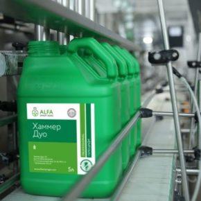 ALFA Smart Agro будет производить в Украине гербицид Хаммер Дуо