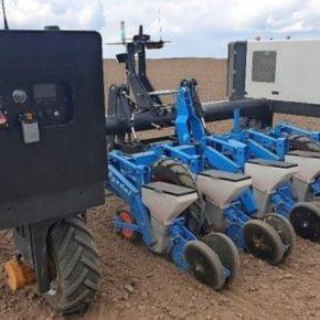 Агроробот Robotti позволяет сэкономить до 70% гербицидов при выращивании сахарной свеклы