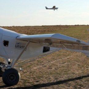 Украинец создает беспилотники, которые позволяют в 100 раз сэкономить на внесении СЗР