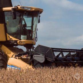 Украинские изобретатели создали систему для контроля краж во время уборки урожая