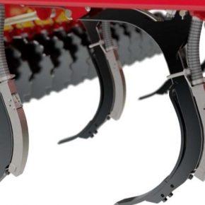 Väderstad разработал оборудование для внесения удобрений во время обработки почвы
