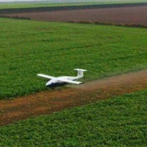 В Канаде создали автономный самолет для сельского хозяйства