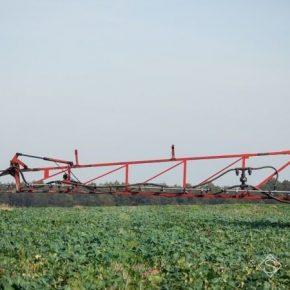 Аграрии перевыполнили план по обеспечению СЗР