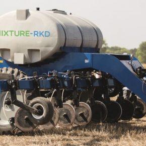 В Украине запустили локальное производство жидких комплексных удобрений замкнутого цикла