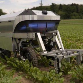 ETH Zürich презентовал автономного робота для уничтожения сорняков