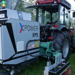 В Германии испытали электрическую систему контроля сорняков