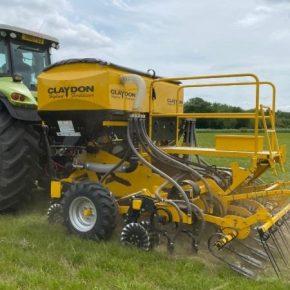 Claydon презентовал новую высевающую секцию для сеялок Hybrid Drill