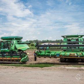 Агропроизводителями Харьковской области намолочено более 2,5 млн тонн ранних зерновых
