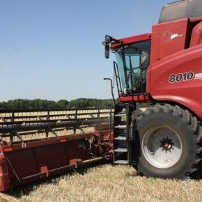 На Днепропетровщине собрано треть урожая ранних зерновых