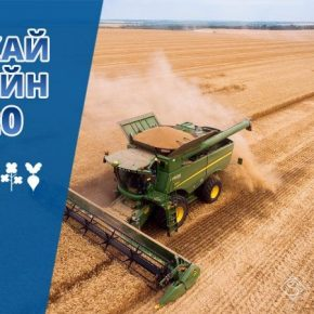 Жатва пшеницы в Украине начато при средней урожайности 2,2 т/га