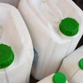 На Ровенщине организованная группа изготавливала и продавала фальсифицированные пестициды